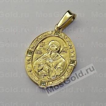 Иконка из золота