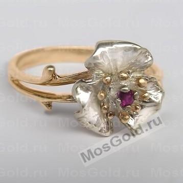Золотое кольцо цветок