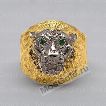 Печатка лев