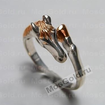 Кольцо лошадь