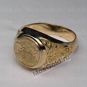Перстень ММ