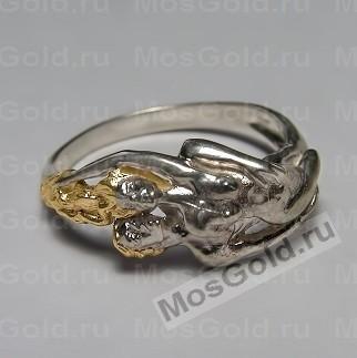 кольца скульптура