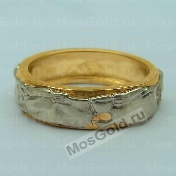 Мужское кольцо пантеры