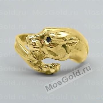 кольцо пантера картье