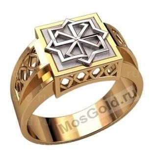 Славянское кольцо Молвинец