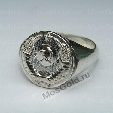 Печатка мужская СССР