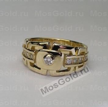 Перстень в виде цепи