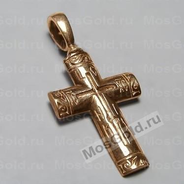 Крестик без распятия