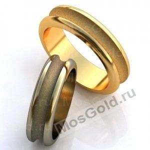 Кольца обручальные