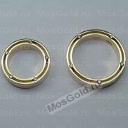 Обручальные кольца DAMIANI реплика