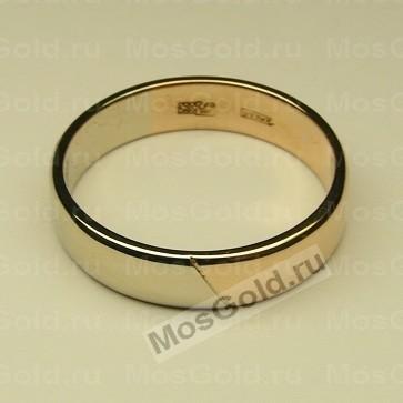 Кольца из разного цвета золота