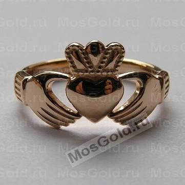 Кладдахское кольцо без камней