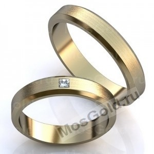 Кольца со скошенными углами
