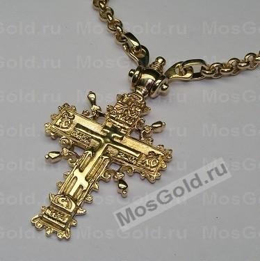 Старообрядческий нательный мужской крест