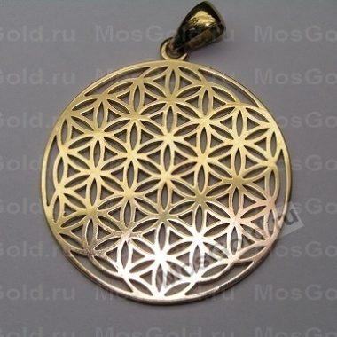Кулон символ мироздания