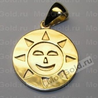 Кулон солнце