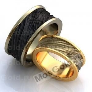 Обруальные кольца кора дерева