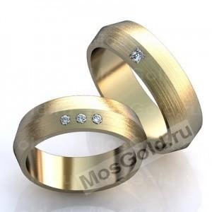 Кольца из белого золота