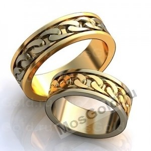 Вращающиеся обручальные кольца