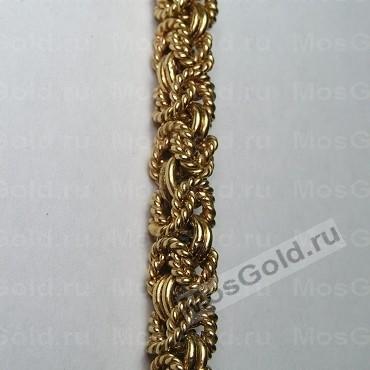 Королевское плетение цепи