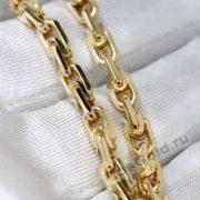 Цепочка и браслет плетение Московский бит 4,7 мм