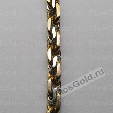 Золотая цепочка мужская 30 грамм