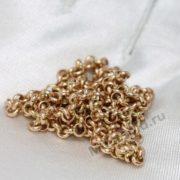 Цепочка и браслет плетение Шопард 3,0 мм