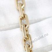 Цепочка и браслет плетение Якорное среднее