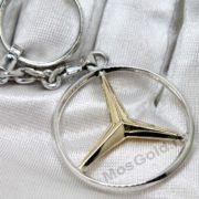 Стильный брелок Mercedes