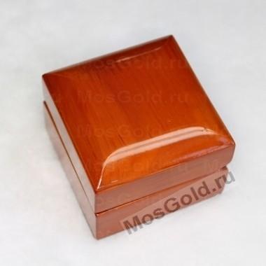 Деревянная коробочка под кольцо