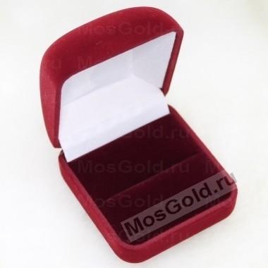 Бархатная коробочка под кольцо