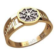 Мужское кольцо колядник