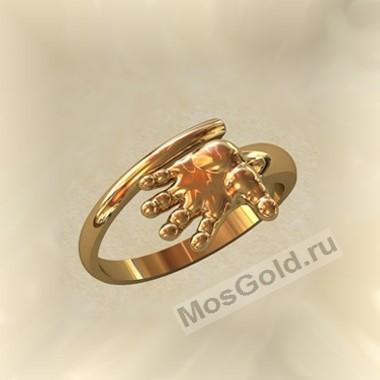 Кольцо в честь рождения ребенка