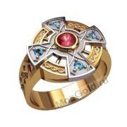 Славянское кольцо Русич