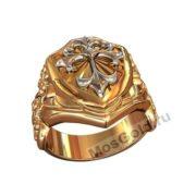 Перстень 585 14к
