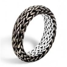 Почерневшее кольцо