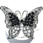 Кольцо большая бабочка