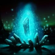 Синий камень