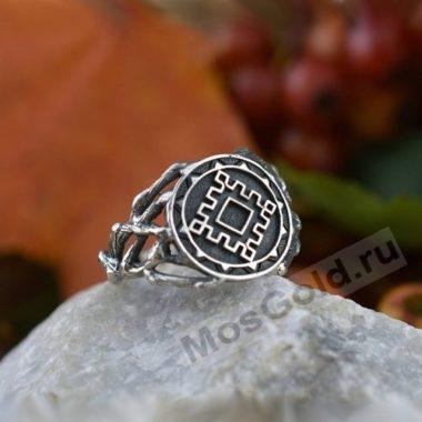 Славянское кольцо Репейник