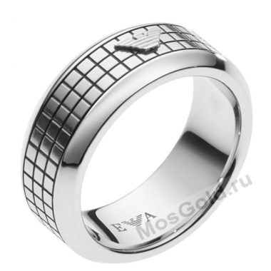 Мужское кольцо Armani
