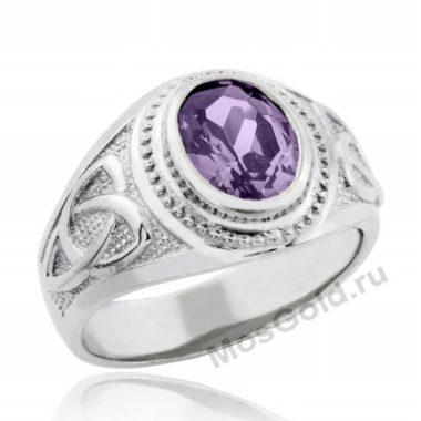 Мужское кольцо Триглав