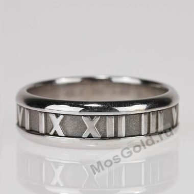 Мужское кольцо Тиффани