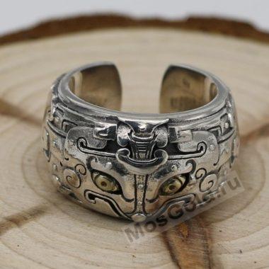 Старинное мужское кольцо