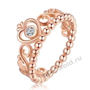 Женские кольца Пандора