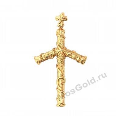 Грузинский нательный крест