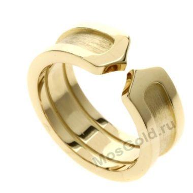 Кольцо женское Картье
