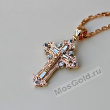 Золотой крест 50 грамм