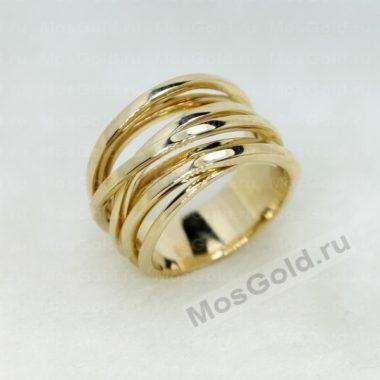 Кольцо Майкл Корс золото 585