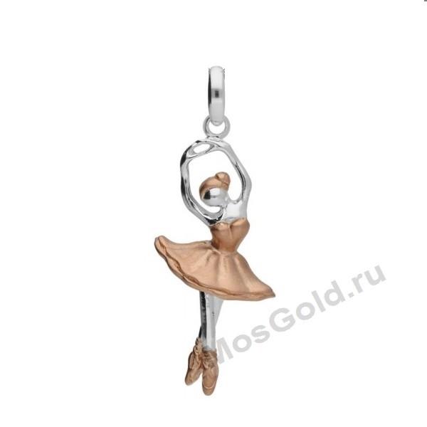 ювелирная мастерская: Кулон балерина