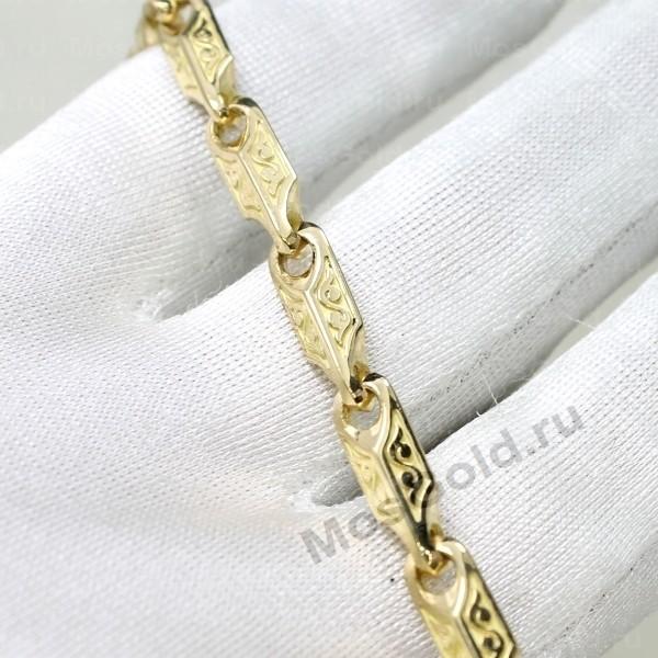 ювелирная мастерская: Цепочка и браслет плетение Коин 6 мм